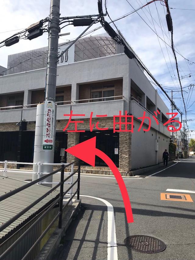 駅からのアクセス2